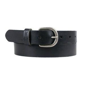 Levi's Leather Icon Belt, black size XS (75/30)